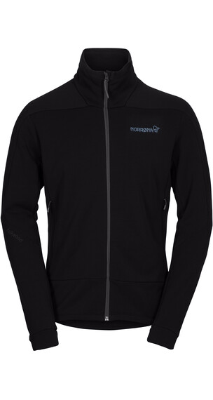 Norrøna M's Falketind Power Stretch Jacket Caviar